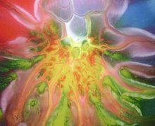 Καλλιτεχνική έκφραση Ενεργειακή Ζωγραφική Έντεχνη δράση άρθρο ψυχοθεραπείας