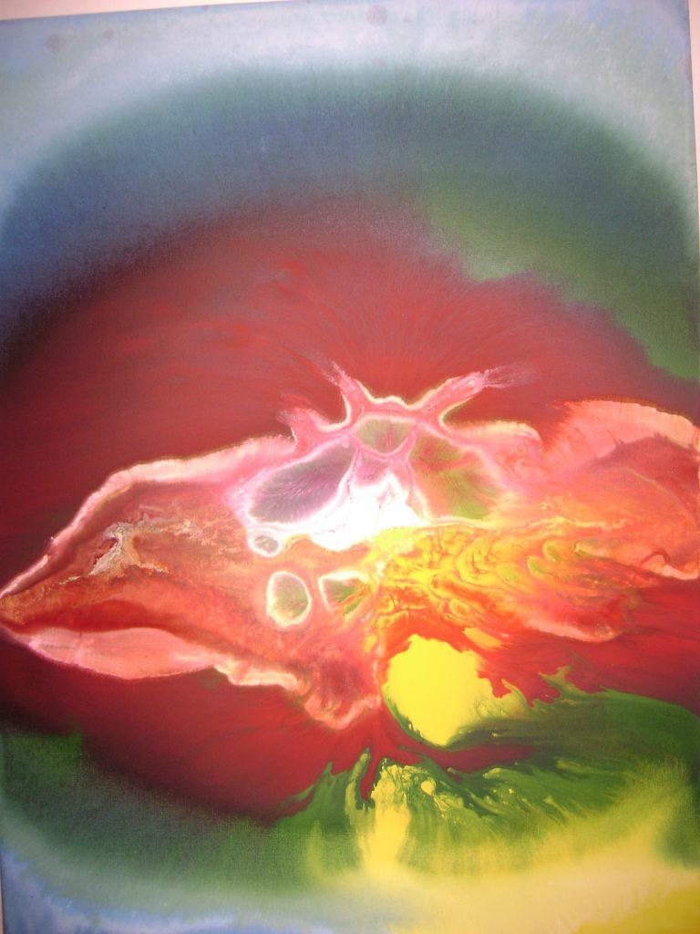 Ενεργειακή Ζωγραφική