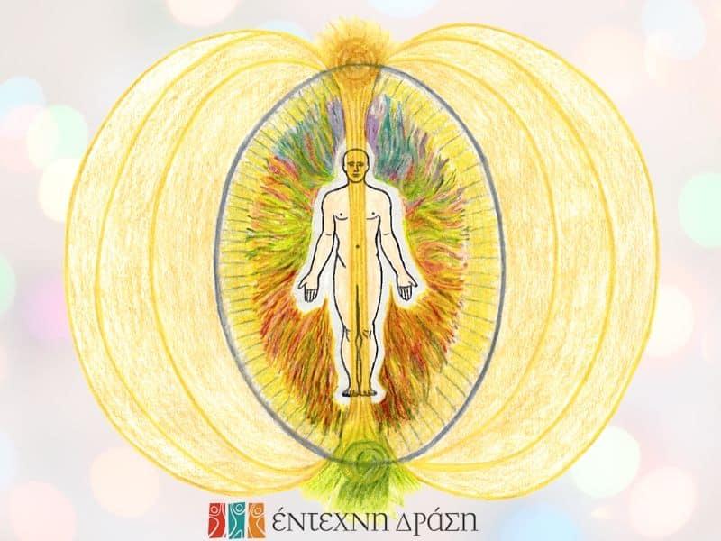 Τσακρα , ενεργειακό σώμα , ιερός χώρος