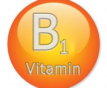 B1 βιταμίνη