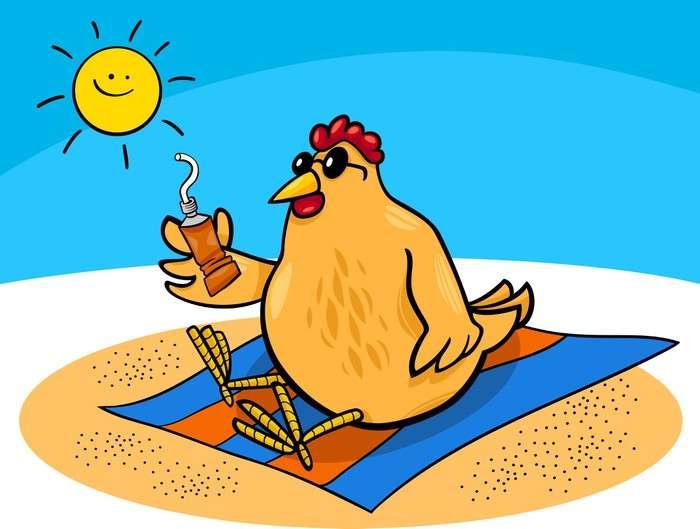 """Εναλλακτικές Διακοπές """"Τριήμερο φορτώματος στον κόκορα"""""""