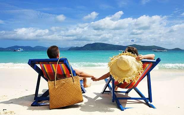 Οι καλοκαιρινές διακοπές είναι το γιατρικό της ψυχής