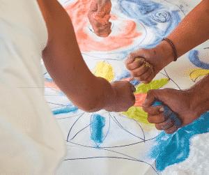 Έντεχνη δράση εναλλακτικές διακοπές Art& soul retreat