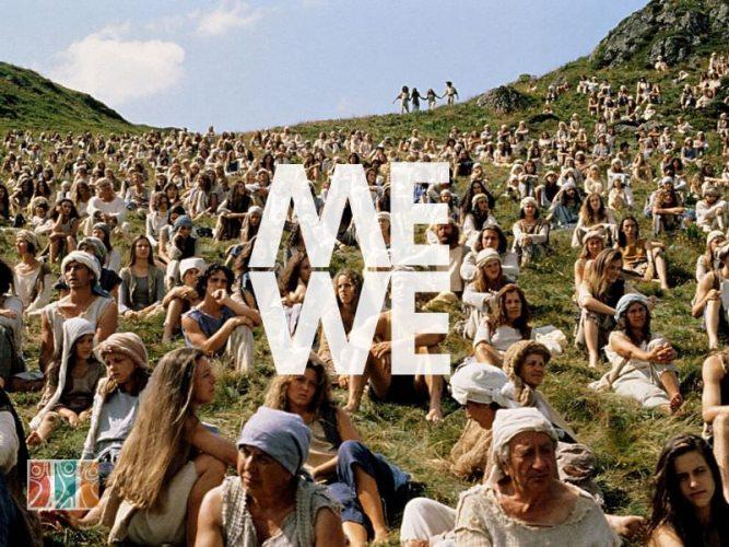 me we Aπό το Εγώ στο Εμείς μέχρι το Ένα, Όλοι μαζί για την αλλαγή της δόνησης μας,